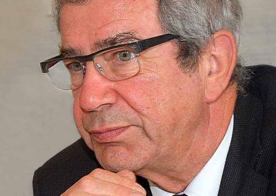 CCI REGIONAL-PAUL ARKER PRESIDENT D'HONNEUR