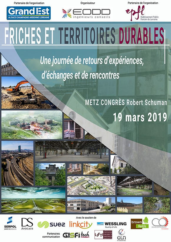 Friches et Territoires Durables @ Metz