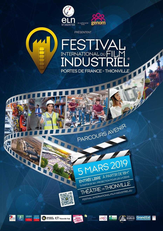 Festival International du Film Industriel @ Théatre de Thionville