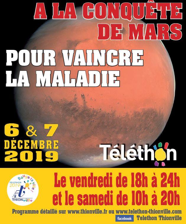 Téléthon 2019 Thionville